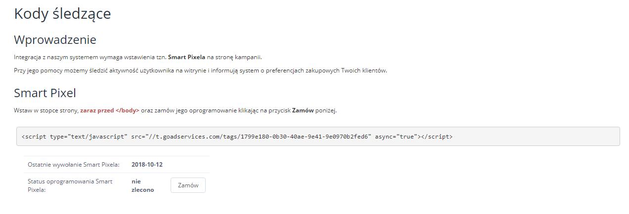 Integracja GO.pl